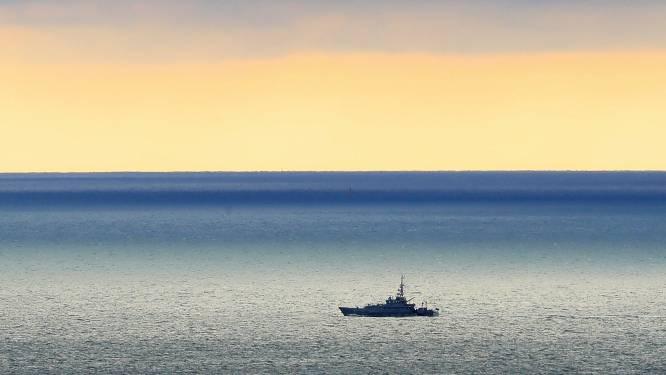 71 migranten onderschept in bootjes op het Kanaal