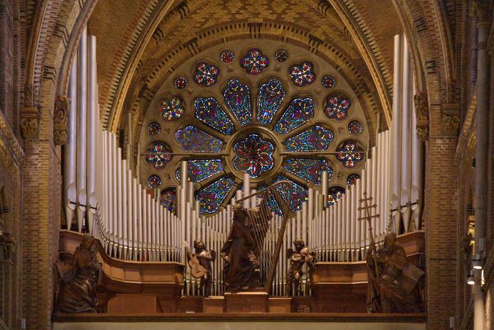 Orgel Catharinakerk Eindhoven