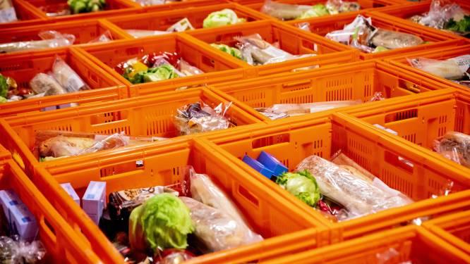 Voedselbanken rijker dan ooit: 'Er was een enorme vrijgevigheid'