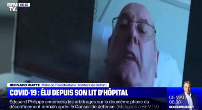 Bernard Viatte a été réélu maire de Froidefontaine