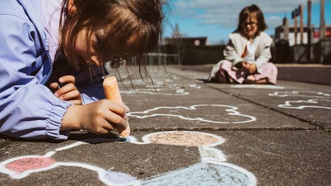 Wielermuseum De Velodroom zet kinderen aan het kleuren voor Werelddag van de Kunst