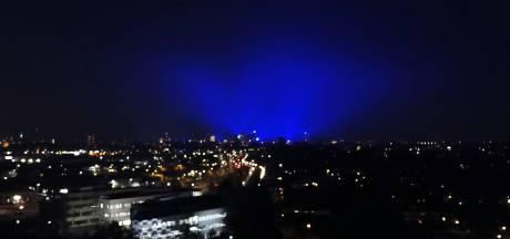 Paars licht boven Eindhoven en rode ballonnen in de stad: laat Glow van zich horen?