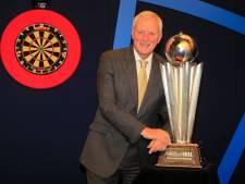 Dartsbaas Hearn gelooft in succes China: 'Snooker is daar ook al een vak'