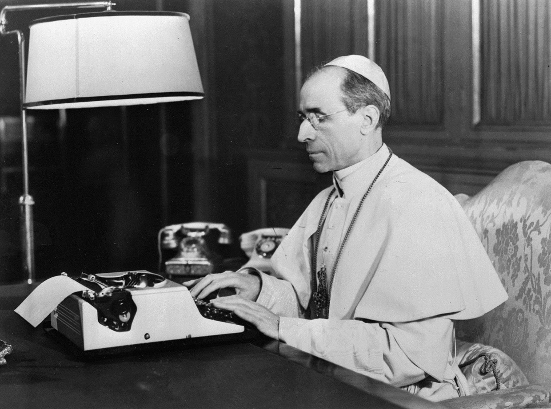 Pius XII Beeld AFP