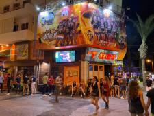 Feesten op Chersonissos: 'We hebben elke avond gezopen en op elkaar gepropt gestaan'