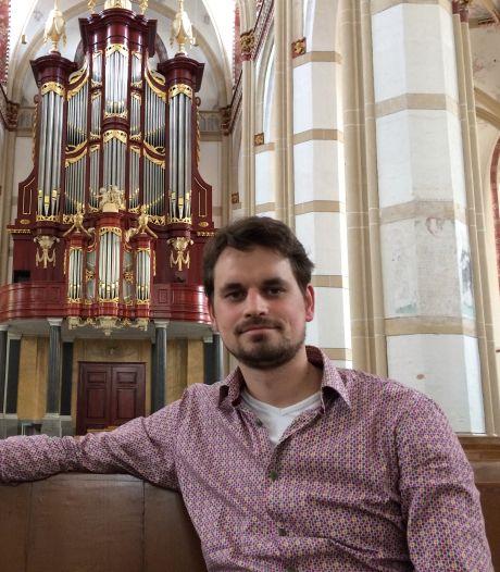 Organisten eren vakbroeder Hugo Bakker zondag met 'Erbarme dich' van Bach