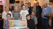 Vrienden van 't Torreke schenken 2.000 euro aan Dukes on Wheels