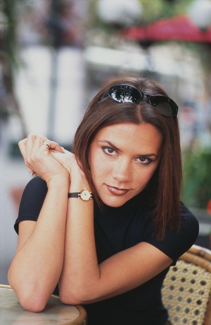 Victoria Beckham als 'Posh Spice' in 1996.