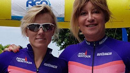 """Bo Van Spilbeeck beklimt de Mont Ventoux: """"Ik vind het fijn dat ook 'nieuwe vrouwen' als ik kunnen meedoen"""""""