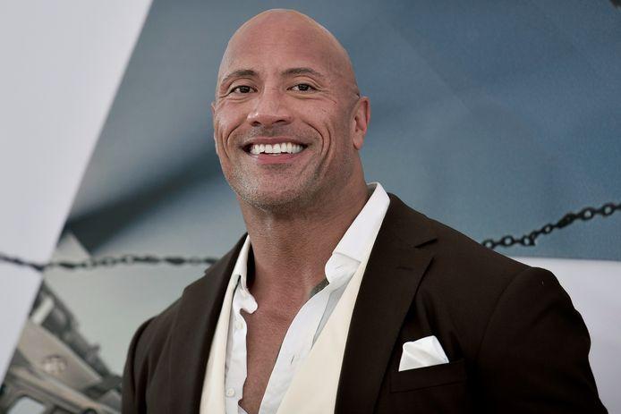 Dwayne Johnson mag zich voor het tweede jaar op rij tot bestbetaalde mannelijke acteur kronen.