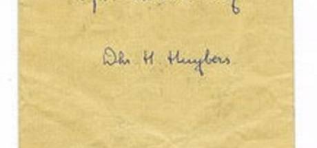 Mijn BD   In het 'loden tijdperk' was alles handwerk in de drukkerij van het Brabants Dagblad