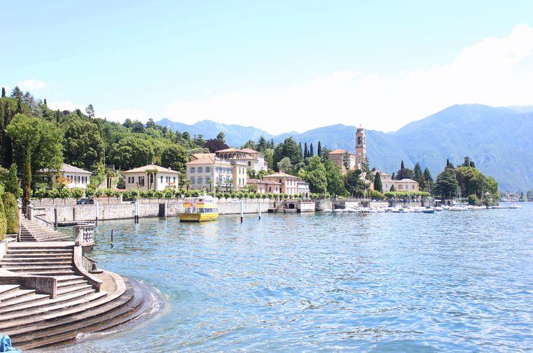 Comomeer in Italië.