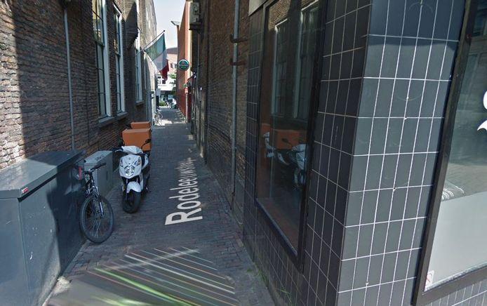 De nieuwe coffeeshop in Zwolle komt zo goed als zeker aan de Rodeleeuwsteeg in de binnenstad.