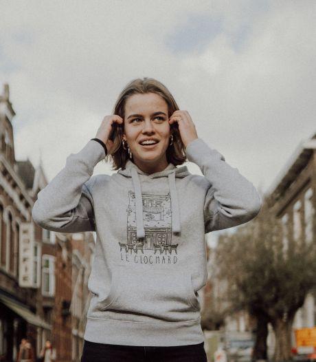 Tilburgse kroegen-kledinglijn haalt bijna 100.000 euro op voor de horeca: 'Voelbare liefde voor de stad'