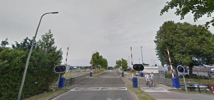 De brug in Hoogeveen