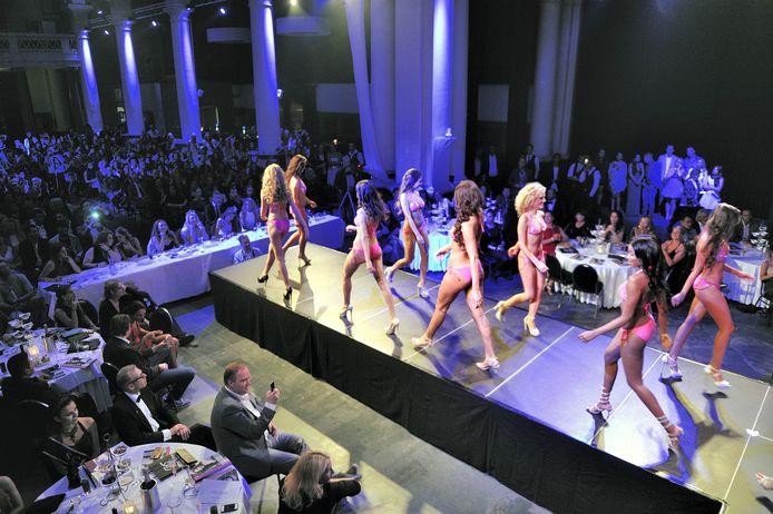 Dit soort activiteiten - een Miss Beauty Verkiezing in 2015 - zal niet meer plaatsvinden in de St. Jan.