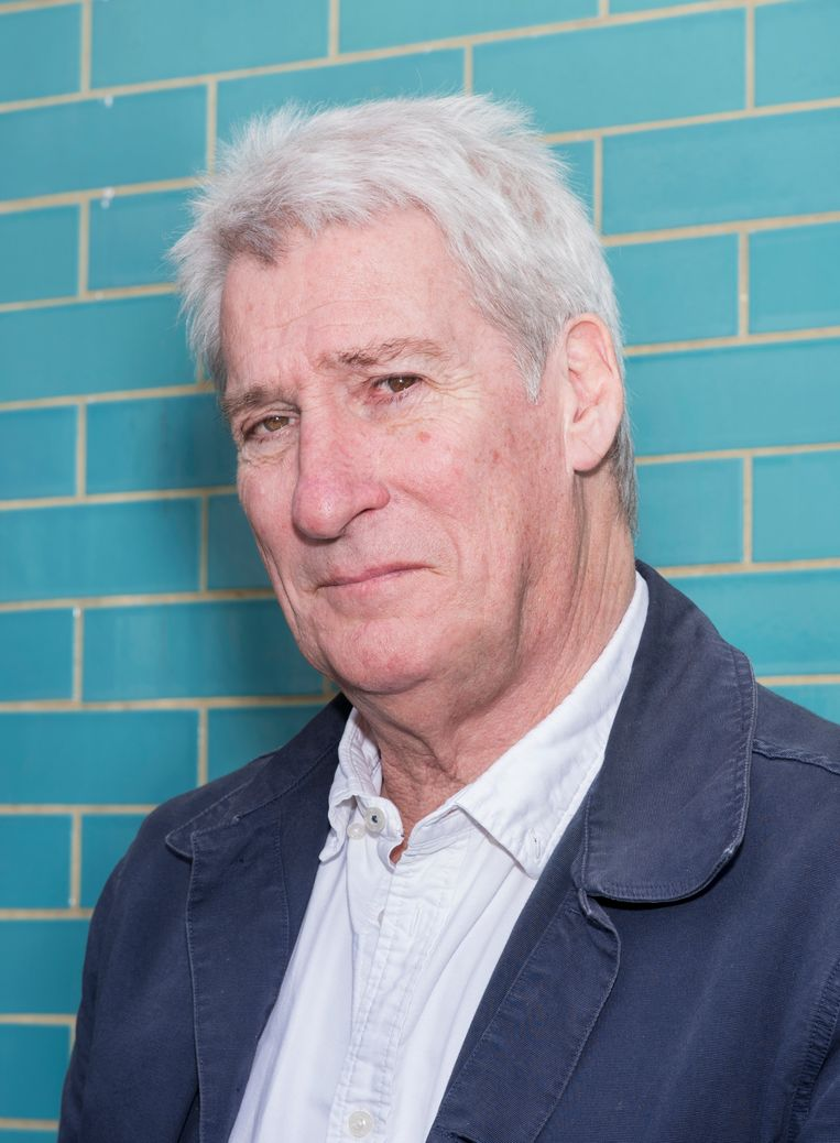 Jeremy Paxman. Beeld Els Zweerink