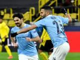 City maakt achterstand goed en gooit Dortmund uit de Champions League