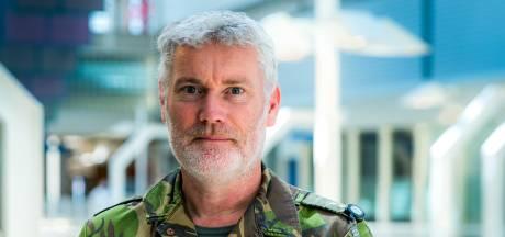 Frits en zijn mede-militairen hielpen maandenlang op corona-afdeling UMC: 'Niet lullen, maar poetsen'