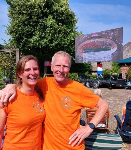 Schalkwijk in de ban van succesvolle olympische dorpsgenoot: 'Als jochie won hij nooit wat'