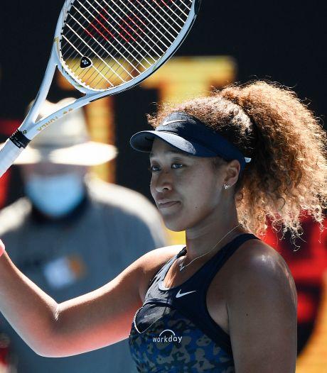 Jennifer Brady rejoint Naomi Oasaka en finale de l'Open d'Australie