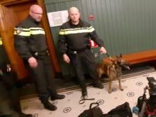 Zware beveiliging tijdens officiële aftrap Eurovisie Songfestival in Rotterdamse stadhuis