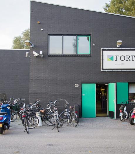 Nieuwe hangplek bij Fort33 in Leusden