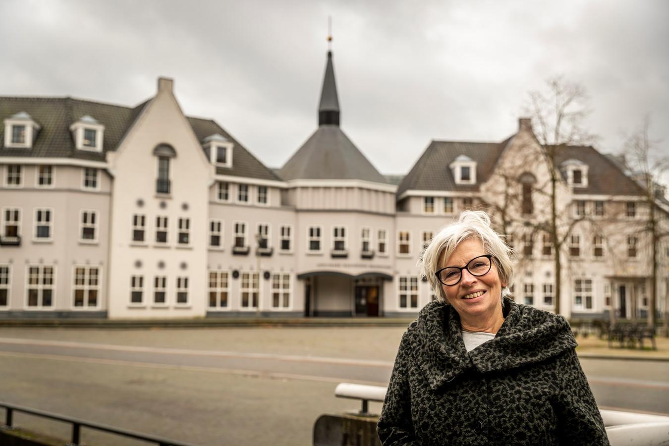 Marijke Gosling heeft in 40 jaar stadsontwikkeling bij de gemeente Helmond ook een flinke vinger in de pap gehad bij de totstandkoming van de wijk Brandevoort.