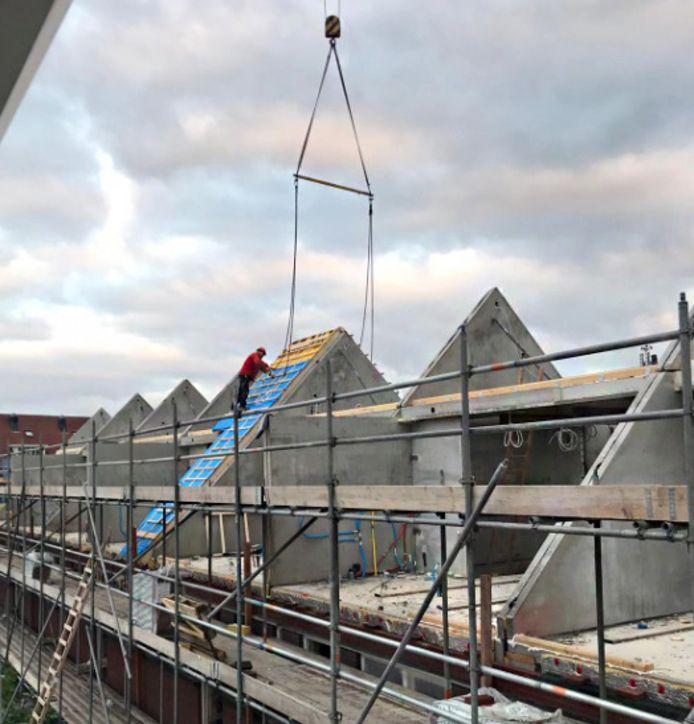 Foto ter illustratie van eerdere nieuwbouwwoningen in Westmaas