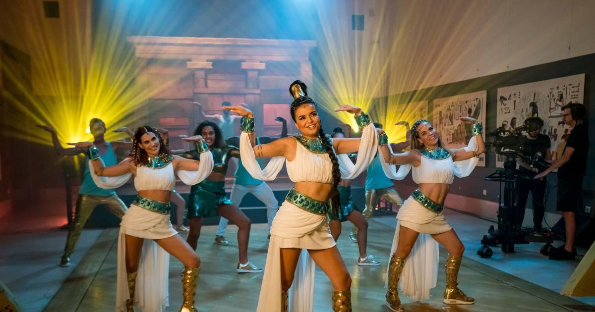 K3: Dans van de Farao filmrecensie op Kinepolis On Tour