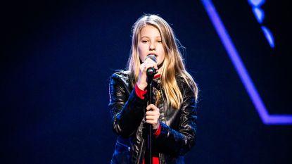Ruiseleedse Naëma (12) waagt haar kans in The Voice Kids