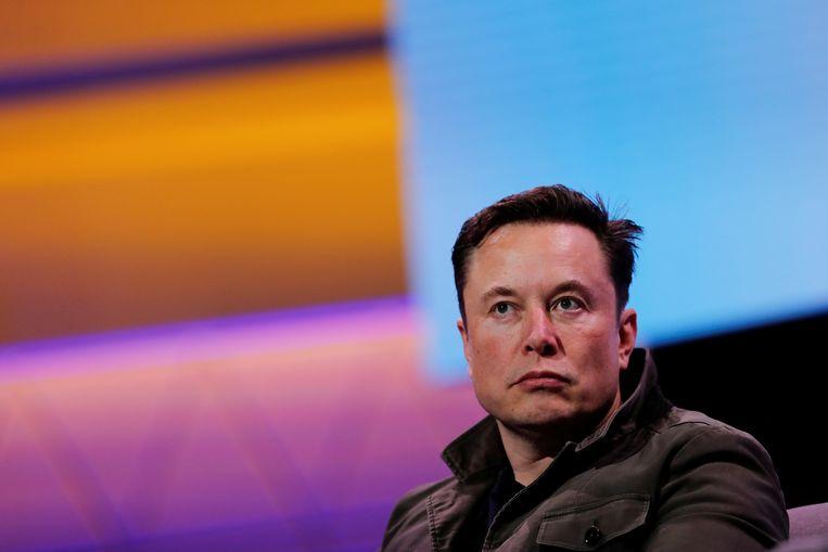 Tesla-CEO Elon Musk kocht voor 1,5 miljard dollar aan bitcoins.  Beeld REUTERS