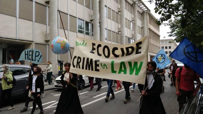 Groen wil 'ecocide' erkennen als misdaad