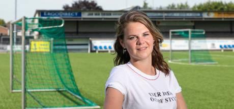 Evita Schippers doet mee aan Ultimate Goal: 'Inkijkje in wat je nodig hebt om als voetbalster te slagen'