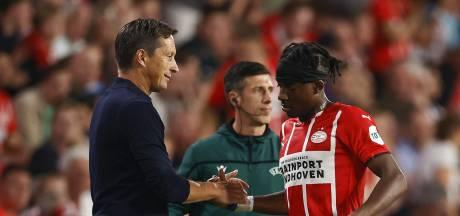 Roger Schmidt zag zijn nieuwe PSV-ploeg flink uithalen: 'Dit was een hele goede avond voor PSV'
