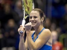 Schoofs wint eerste ronde op tennistoernooi in Stuttgart