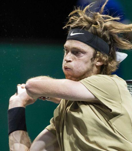 Roeblev kan na titel in Rotterdam geen nieuwe finaleplaats afdwingen