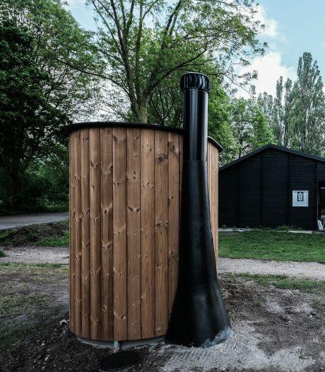 Bezoekers recreatiegebied De Breuly kunnen weer naar de wc: 'Mogelijk was vernieling frustratie vanwege gesloten deur'