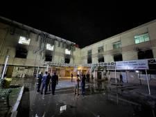Au moins 82 morts dans l'incendie d'un hôpital dédié à la Covid-19 à Bagdad