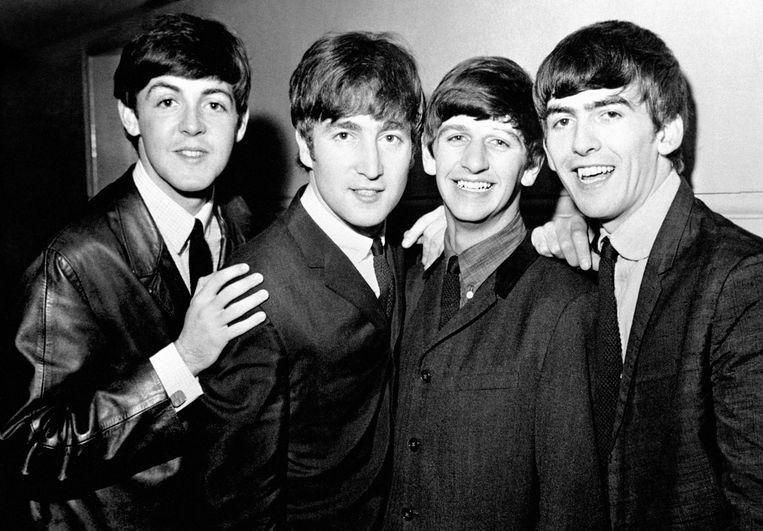The Beatles. Beeld Photo News