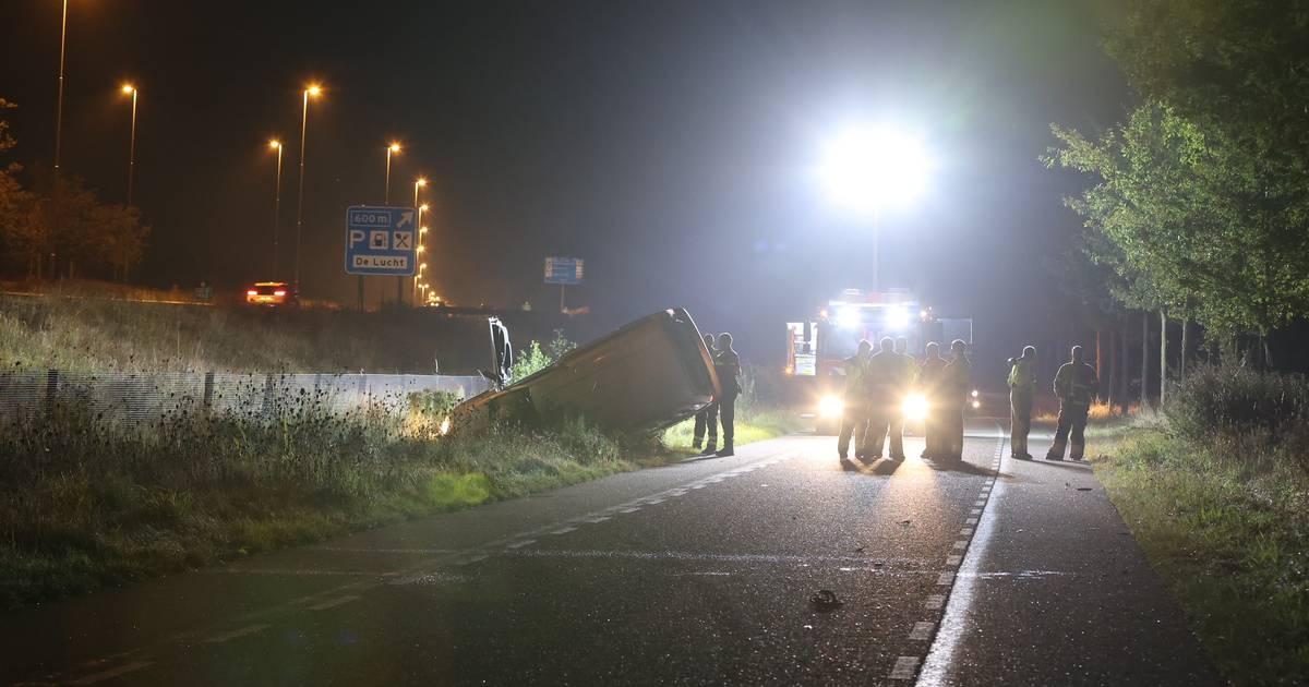 Man die zwaargewond raakte bij ongeluk in Vinkel werd mogelijk eerder al aangereden.