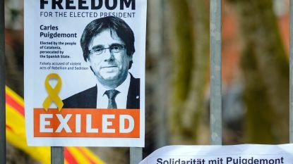 Meerderheid Duitsers is tegen overlevering Puigdemont aan Spanje