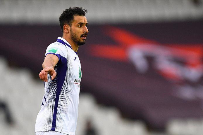 Malgré plusieurs blessures et une saison écourtée, Nacer Chadli a marqué huit buts et distillé cinq passes décisives avec le Sporting.