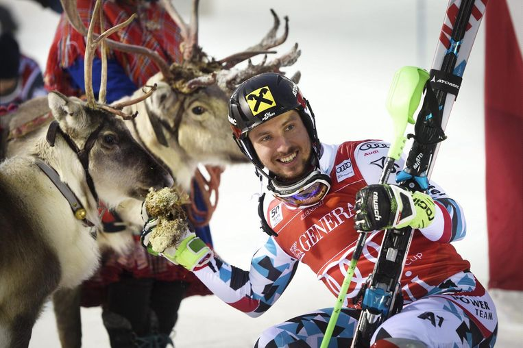 Alpineskiën, Marcel Hirscher Beeld .