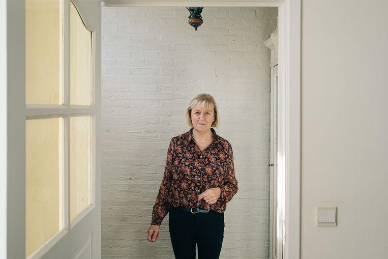 Lizzy De Cnodder. Beeld Wouter Van Vooren