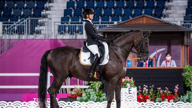 Deuxième médaille de bronze pour Manon Claeys, sixième médaille pour la Belgique
