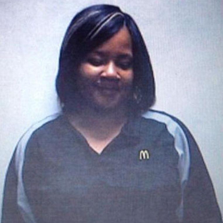 Shantia Dennis stopte heroïne in Happy Meals Beeld Allegheny County District