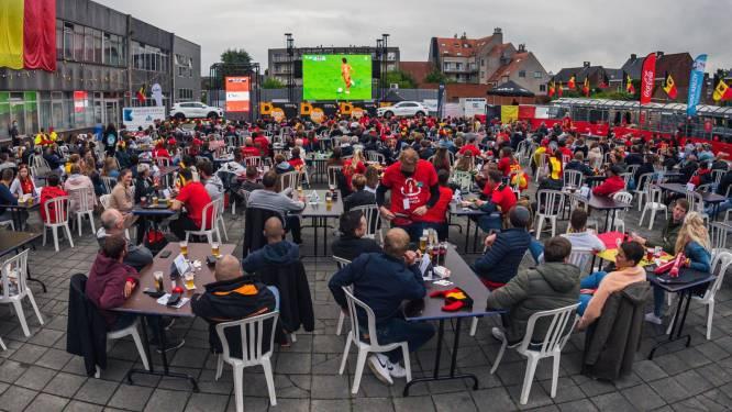 EK-dorp mag vanaf zondag groter worden: 1.350 tickets en vanaf nu tafels van 8 supporters
