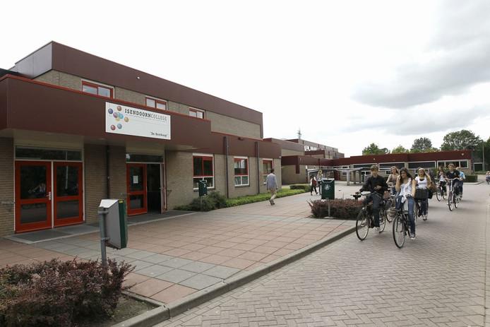 Het Isendoorn College in Warnsveld. Archieffoto Ab Hakeboom