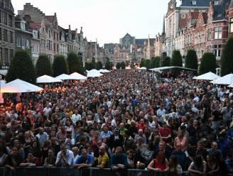 Dit wordt de Leuvense zomer: optredens voor maximum 2.000 bezoekers op evenementenplein buiten centrum